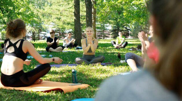Тренировки проекта «Прорыв к здоровью» уже посетило более 5 700 человек